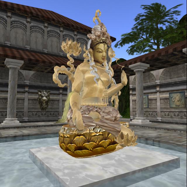 Soma Statues Hindu Egyptian Gods