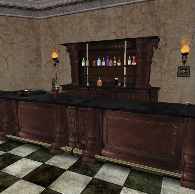 Bacchus Pub, Rustica pub
