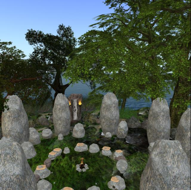 Stone Circle Oak Grove