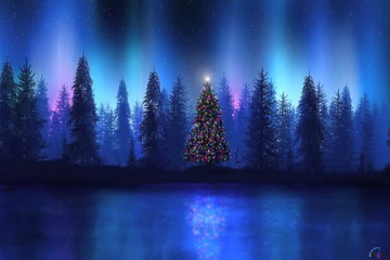 christmas-night-sky