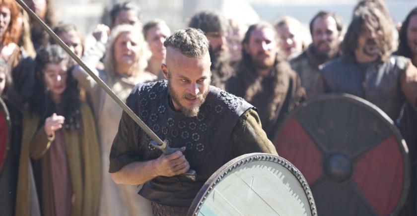 Ragnar Lothbrok, 9th century Norse hero