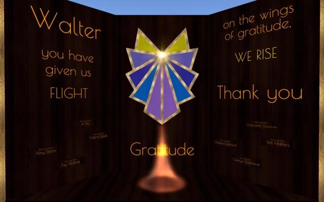Gratitude Monument